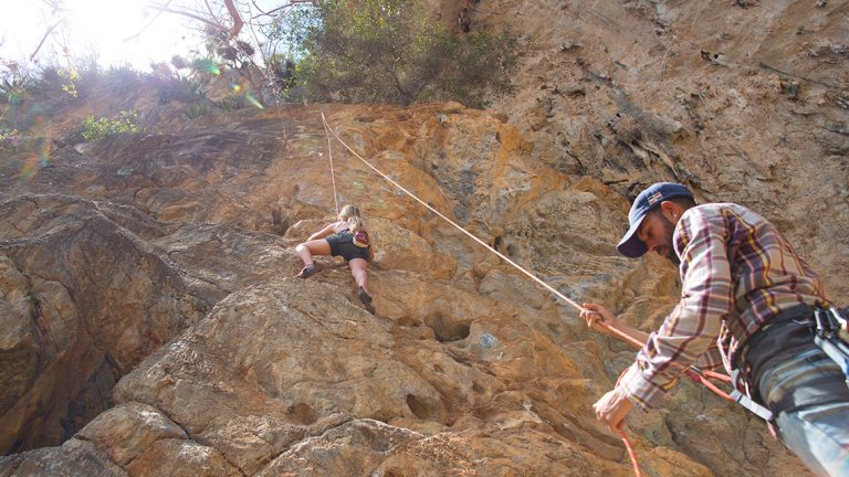 Adventure Holidays in Cuba – Rock Climbing in Viñales