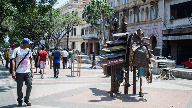 Vibrant Havana and its cultural highlights - from art galleries to museums and festivals