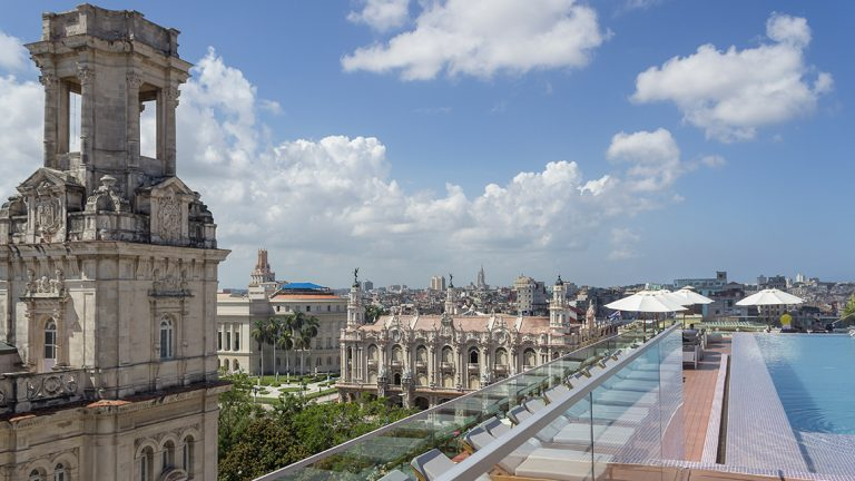 Luxury holidays in Cuba, Havana and the beach with the Kempinski connection