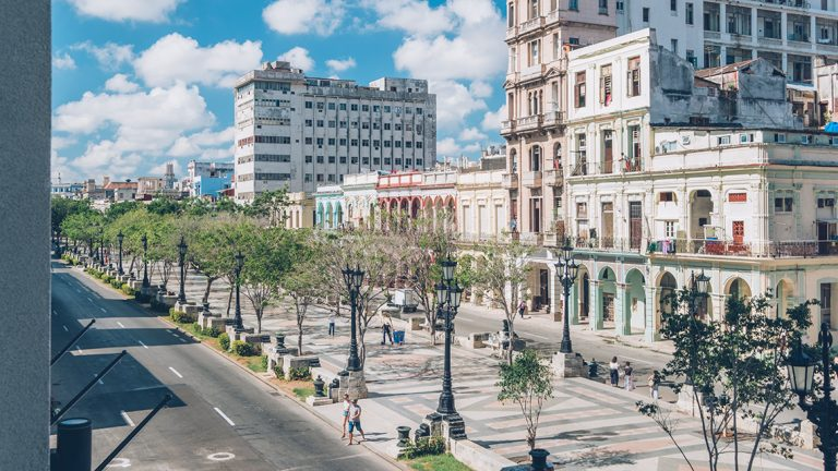 A royally grandiose way to experience Cuba – following in the steps of the Spanish King and Queen