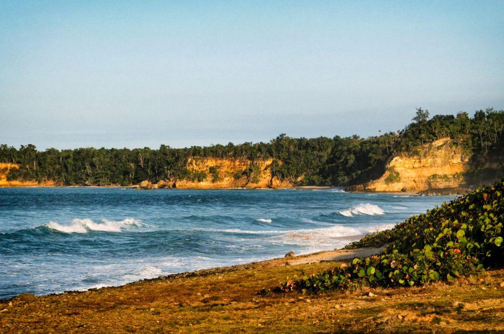 Cayo Saetia coast